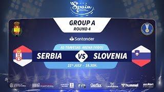 #Handtastic | PR - Group A | Serbia : Slovenia