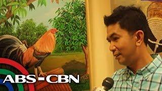 Bandila: Mga obra ng 3 Pinoy artist, tampok sa exhibit sa Paris