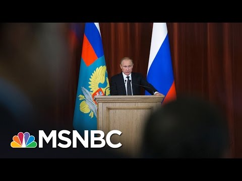 Hillary Clinton's Campaign Suggests Russia Behind DNC Email Leak | Morning Joe | MSNBC