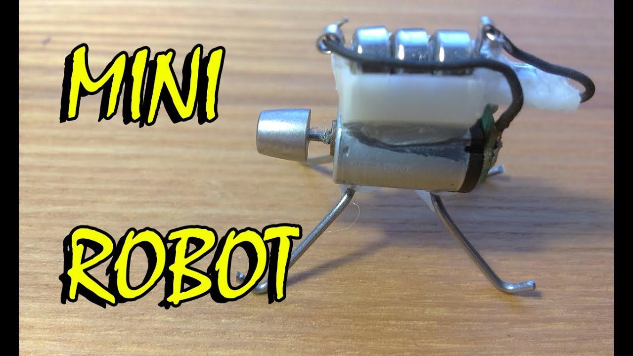 Как сделать своего робота в ютубе 293