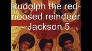 Watch Jackson 5 Rudolph The Rednosed Reindeer video