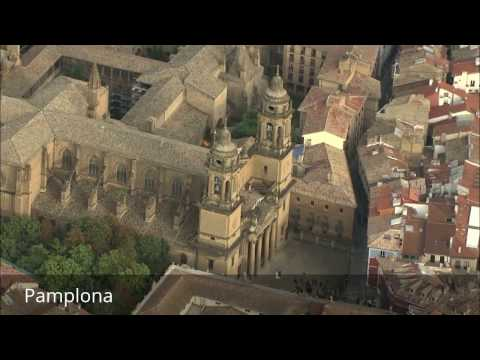 Places to see in ( Pamplona - Spain )