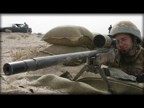 BRITISH SNIPERS TAKE OUT TERRORISTS SAVING HUNDREDS OF LIVES