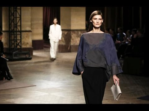 Hermes| Fall Winter 2014/2015 Full Fashion Show | Exclusive Video