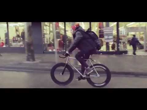 AIRPORT RACE - fixed gear video