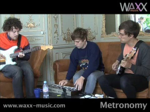 Metronomy : Hearthbreaker (version acoustique)