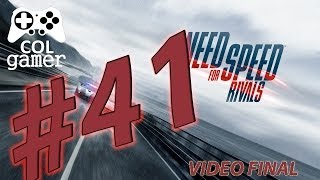 Need for Speed Rivals | Parte 41 | Piloto - C 8. Honor entre ladrones - Video Final | Es | [1080P]
