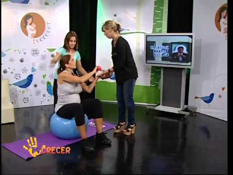 EMBARAZO ACTIVO en el Programa tvcrecer. Entrevista a la Lic. Mariela Villar