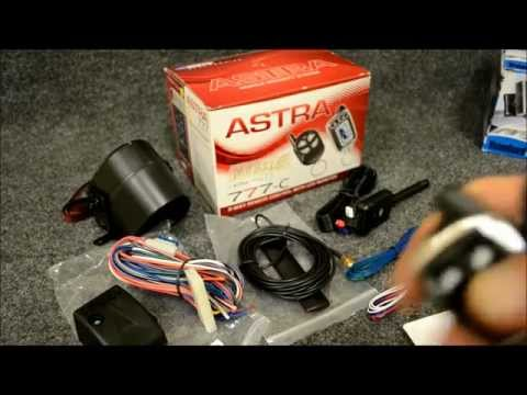Scytek Astra 777C Alarm & Remote Start with Car Link Phone App Review