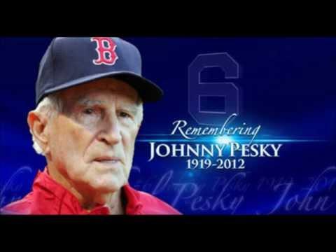 Johnny Pesky 1919 - 2012