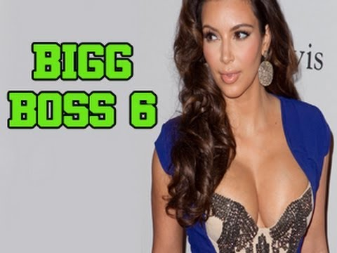 Kim Kardashian in BIGG BOSS 6 !!!