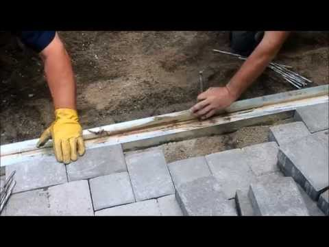 create drain trench how to install