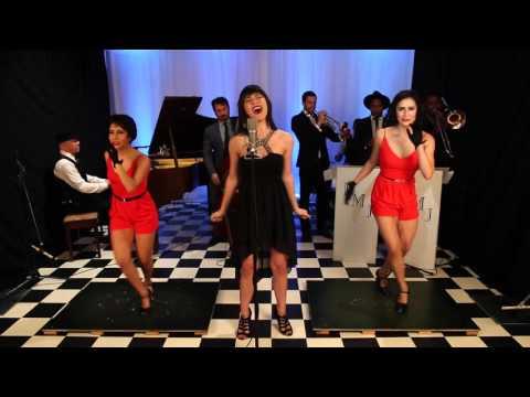 Bad Romance - Postmodern Jukebox: Reboxed ft. Sara Niemietz & The Sole Sisters #1