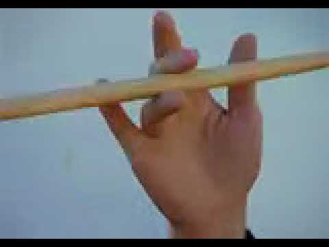 movimiento baquetas  drum stick movement