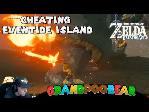 How To Break Eventide Island And Beat It With Ease ft Trihex! Legend Of Zelda Breath Of The Wild