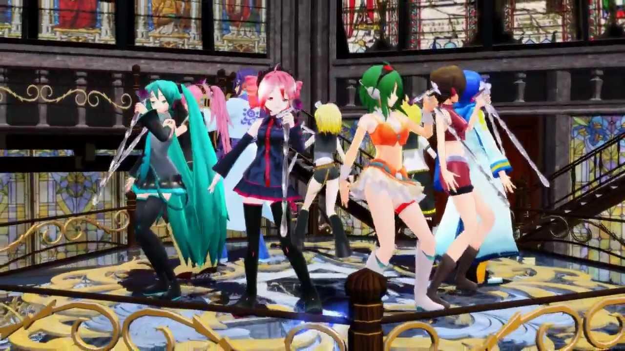 8 Vocaloid 1 Utau