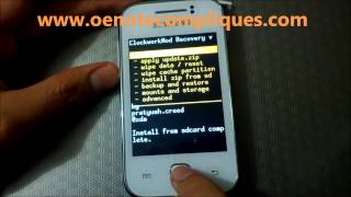 Instalar Jellybean en Galaxy Young Y S5360 [HD]
