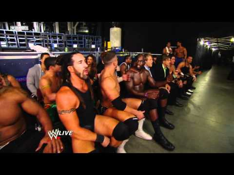 Raw - Wwe Coo Triple H Fires The Miz And R-truth video