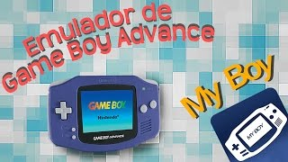 Emulador de Game Boy Advance (Android) + Juegos