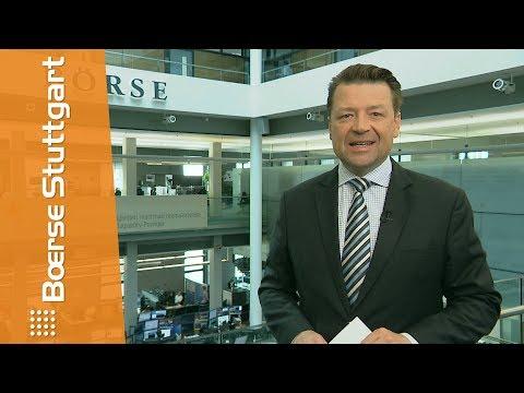 Draghi spricht: Börsenausblick auf Mittwoch, 16.05.2018 | Börse Stuttgart | Aktien