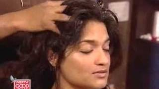 Sandhya Mridul swears by a head massage
