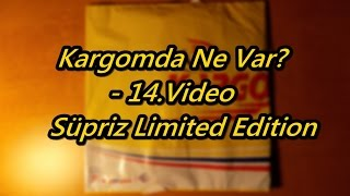 Kargomda Ne Var? - 14.Video Süpriz Limited Edition