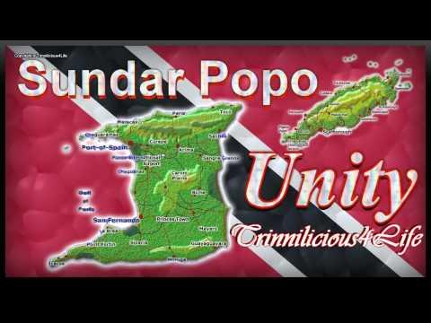 Sundar Popo - Unity  Trinidad Chutney Music