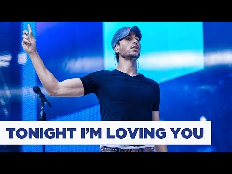 Enrique Iglesias - Tonight Im Loving You (Summertime Ball 2014...