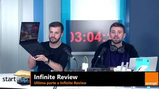 Infinite Review unboxing laptop Lenovo Thinkpad P1