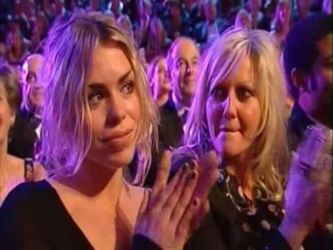 camille coduri national television awards 2005 youtube