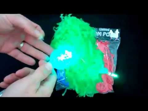Light Up Pom Pom video