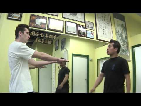 Mini Movie - A Wing Tsun Story (一個詠春的故事)