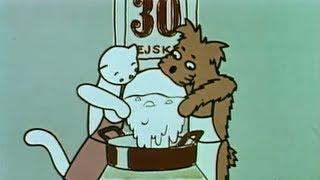 Jak pejsek s kočičkou dělali dort