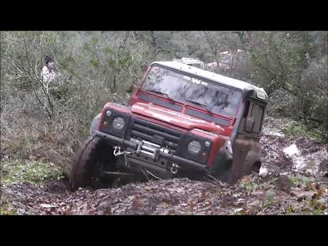 Land Rover Defender 90 - 38.5''  **OFF ROAD 4x4**