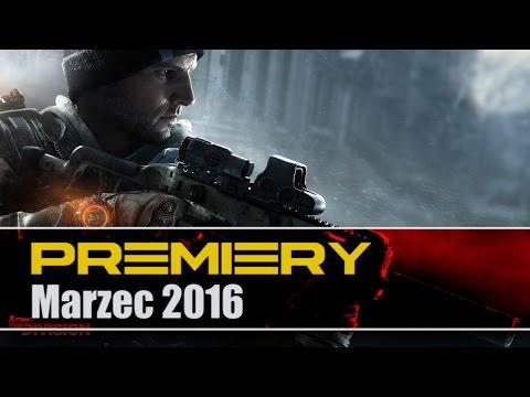 Premiery Marca 2016