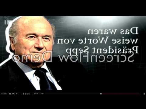 Sepp Blatter: MAKE THE WORLD A BETTER PLACE