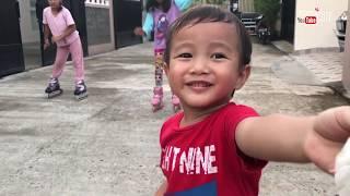 Cara Zara Cute bersosialisasi | Bermain dan Belajar bersama Teman | Anak Homeschooling