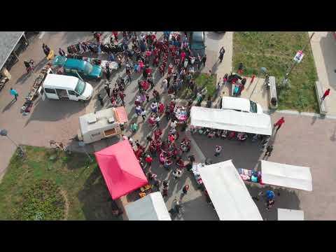 Néptánc Flash Mob - 2019 Püspökladány