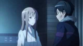 Kirito and Asuna - Reunion