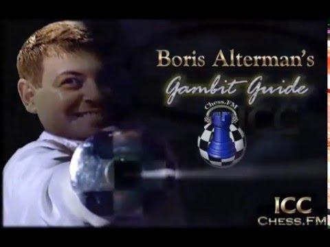 GM Alterman's Gambit Guide - Polugaevsky Gambit - Part 1 at Chessclub.com