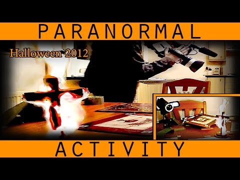 Ouija Board Gone Wrong on Halloween. Scary Paranormal Activity Caught on 3 Cameras.