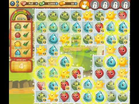 Farm heroes saga Level 5 ★★★