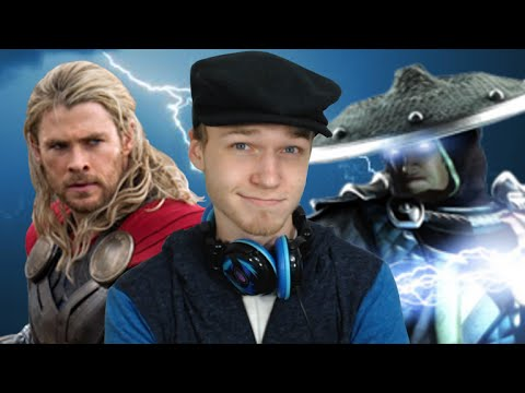 Let's Watch DEATH BATTLE | Thor VS Raiden thumbnail