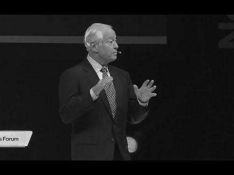 Nordic Business Forum 2012 - Brian Tracy on Sales klip izle