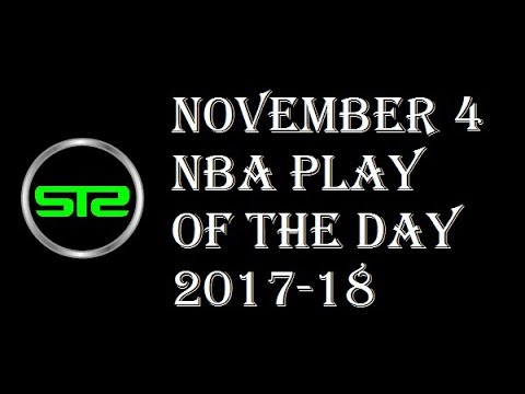 November 4, 2017 - NBA Pick of The Day - Today NBA Picks Against The Spread ATS Tonight - 11/4/17