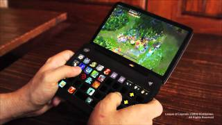 Razer Switchblade - Gameplay Footage