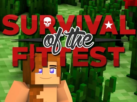 Minecraft Survival of the Fittest Part 1