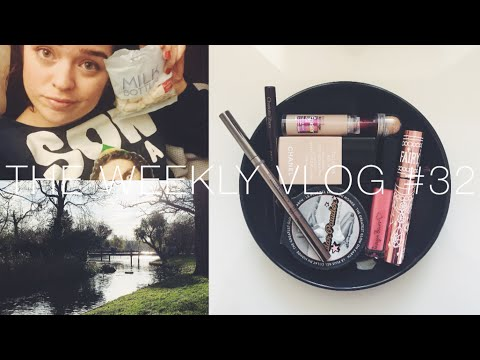 The Weekly Vlog #32 ViviannaDoesVlogging