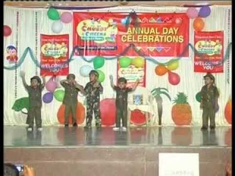 Nanha Munna Rahi Hu song performance on Annual Day 2011