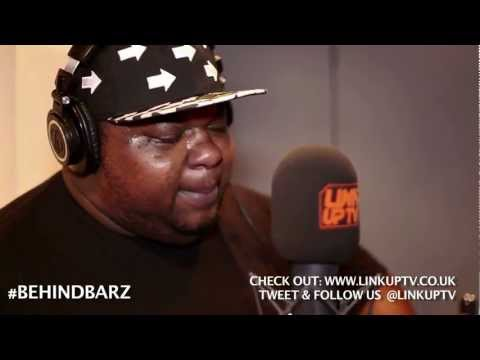 Link Up TV: Behind Barz - Big Narstie [@bignarstie] | Link Up TV